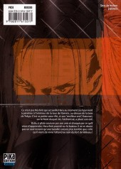 Verso de Xblade cross -3- Tome 3