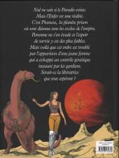 Verso de Piranese -1- La planète prison