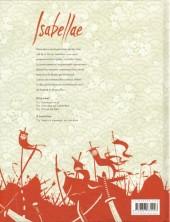 Verso de Isabellae -3- Filles de Ériu
