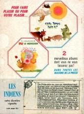 Verso de Rin Tin Tin & Rusty (2e série) -25- Les