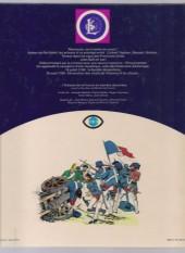 Verso de Histoire de France en bandes dessinées (Intégrale) -5b- De Louis XIV à la Révolution