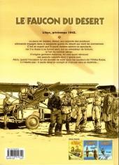 Verso de Le faucon du désert -1a- Martuba airfield
