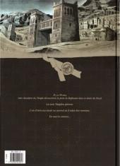 Verso de Templier -3- Dans les mains de Lucifer