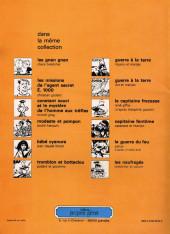 Verso de Guy Lebleu -2- Allo D.M.A