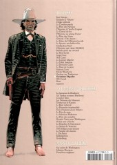 Verso de Blueberry - La collection (Hachette) -2646- Geronimo l'Apache