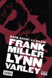 Verso de Batman - Dark Knight : la relève -3- DK2 - Tome 3