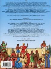 Verso de Alix (Les Voyages d') -17a- Pétra