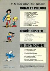 Verso de Johan et Pirlouit -1b75- Le châtiment de Basenhau