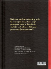 Verso de Histoires de oufs - Tome 1