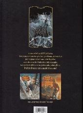 Verso de Josse Beauregard -2- Mourir à Cadix