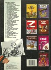 Verso de Spirou et Fantasio -17e85- Spirou et les hommes-bulles