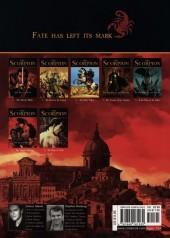 Verso de Scorpion (The) -6- The Angel's Shadow