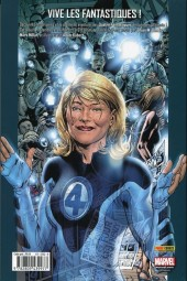 Verso de Ultimate Fantastic Four -INT1- Les fantastiques
