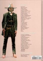 Verso de Blueberry - La collection (Hachette) -4749- 1 276 Âmes
