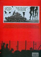 Verso de Moi René Tardi, prisonnier de guerre au Stalag IIB - Tome FL