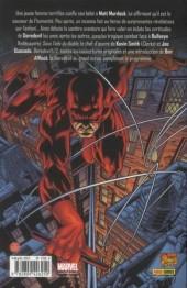 Verso de Daredevil : Sous l'aile du diable