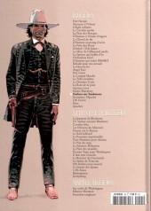 Verso de Blueberry - La collection (Hachette) -2545- Ombres sur Tombstone