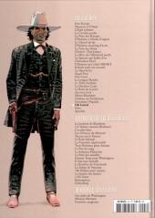 Verso de Blueberry - La collection (Hachette) -2747- OK Corral