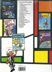 Verso de Les petits hommes -2a1996- Des petits hommes au brontoxique