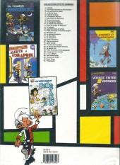 Verso de Les petits hommes -1c1995- L'exode