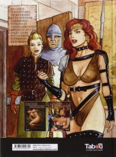 Verso de Orgies barbares -2- Orgies barbares II