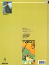 Verso de Adler -5- Black Bounty
