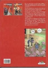 Verso de Les pompiers -2a2004- Hommes au foyer