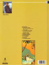 Verso de Adler -6- L'île perdue