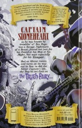 Verso de Elephantmen! (2006) -HS- Captain Stoneheart and the Truth Fairy