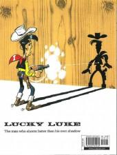 Verso de Lucky Luke (en anglais) -647- Outlaws