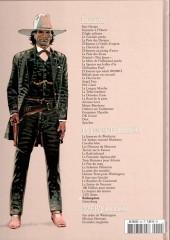 Verso de Blueberry - La collection (Hachette) -4850- Rédemption