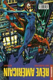 Verso de Super Héros (Collection Comics USA) -11- Serval : Fauve blessé - Daredevil : Rêve américain