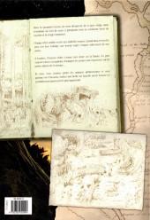 Verso de Le monde perdu (Faina/Salvatori/Bec) -2- Tome 2