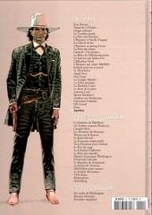 Verso de Blueberry - La collection (Hachette) -2951- Apaches