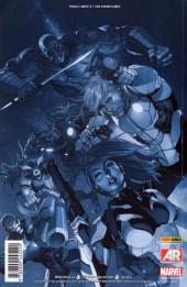 Verso de Iron Man (Marvel France - 2013) -14C- Les gardiens de la galaxie