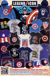 Verso de Uncanny Avengers (2e série) -3- Ravissement