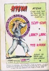 Verso de Akim (1re série) -423- L'homme d'or