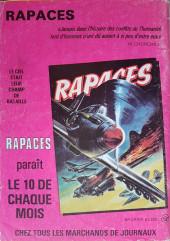 Verso de Battler Britton -443- N°443