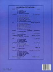 Verso de Bob Morane 9 (Divers) -3- Bob Morane et les tours de cristal
