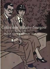 Verso de Albany & Sturgess -4TL- Olivia Sturgess 1914-2004