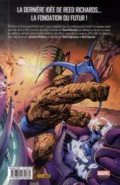 Verso de Fantastic Four (Vol.2) (Marvel Deluxe) -1- Une Solution pour tout