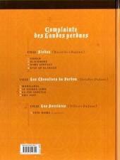 Verso de Complainte des Landes perdues -8- Sill Valt