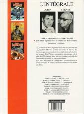 Verso de Bob Morane 8 (Intégrale Dargaud-Lombard) -9- Epouvante et soucoupes