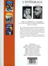 Verso de Bob Morane 8 (Intégrale Dargaud-Lombard) -10- L'empereur et le président