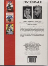 Verso de Bob Morane 8 (Intégrale Dargaud-Lombard) -11- Fourmis et dinosaures