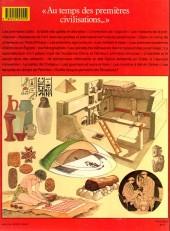Verso de La vie privée des Hommes -2- Au temps des premières civilisations