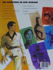 Verso de Bob Morane 4 (Lefrancq) -06- La piste des éléphants