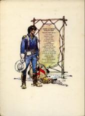 Verso de Blueberry -5a76- La Piste des Navajos