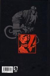 Verso de Hellboy (Delcourt) -8a- Trolls et sorcières