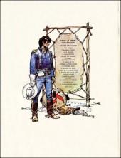 Verso de Blueberry -7a81- Le Cheval de fer